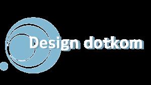 デザインドットコムのロゴ